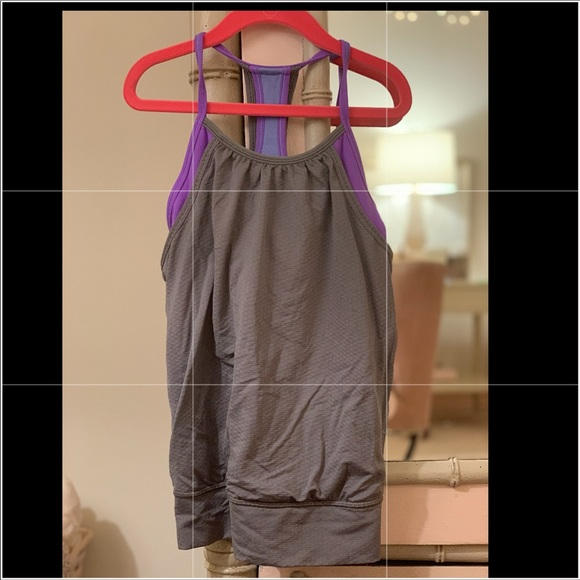 lululemon athletica Other - Cute ivivvia top size 8 girls
